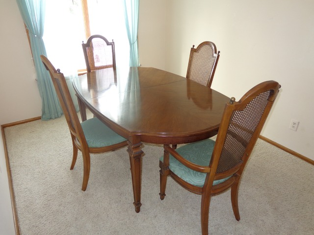 thomasville dining room set brookfield county buy sell